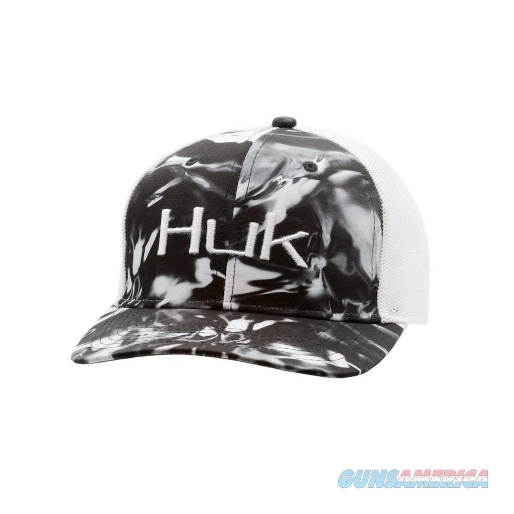 Huk Camo Trucker Hat Blackwater  Non-Guns > Hunting Clothing and Equipment > Clothing > Shirts