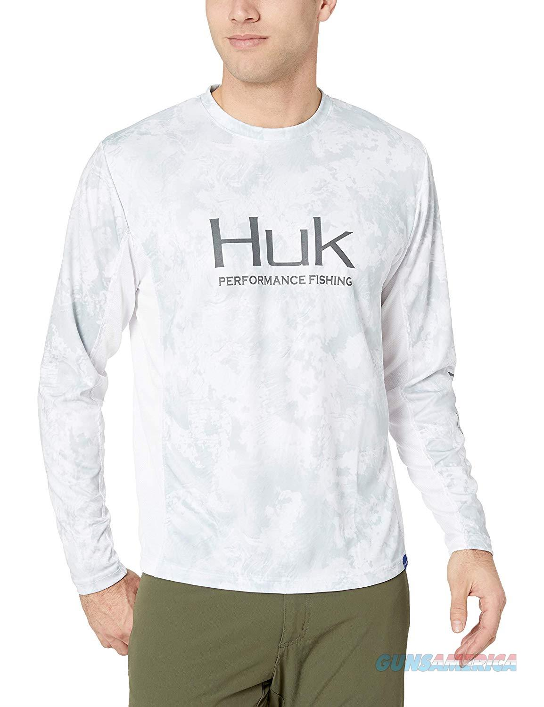 Huk Icon Camo LS Shirt Subzero 2XL  Non-Guns > Hunting Clothing and Equipment > Clothing > Shirts
