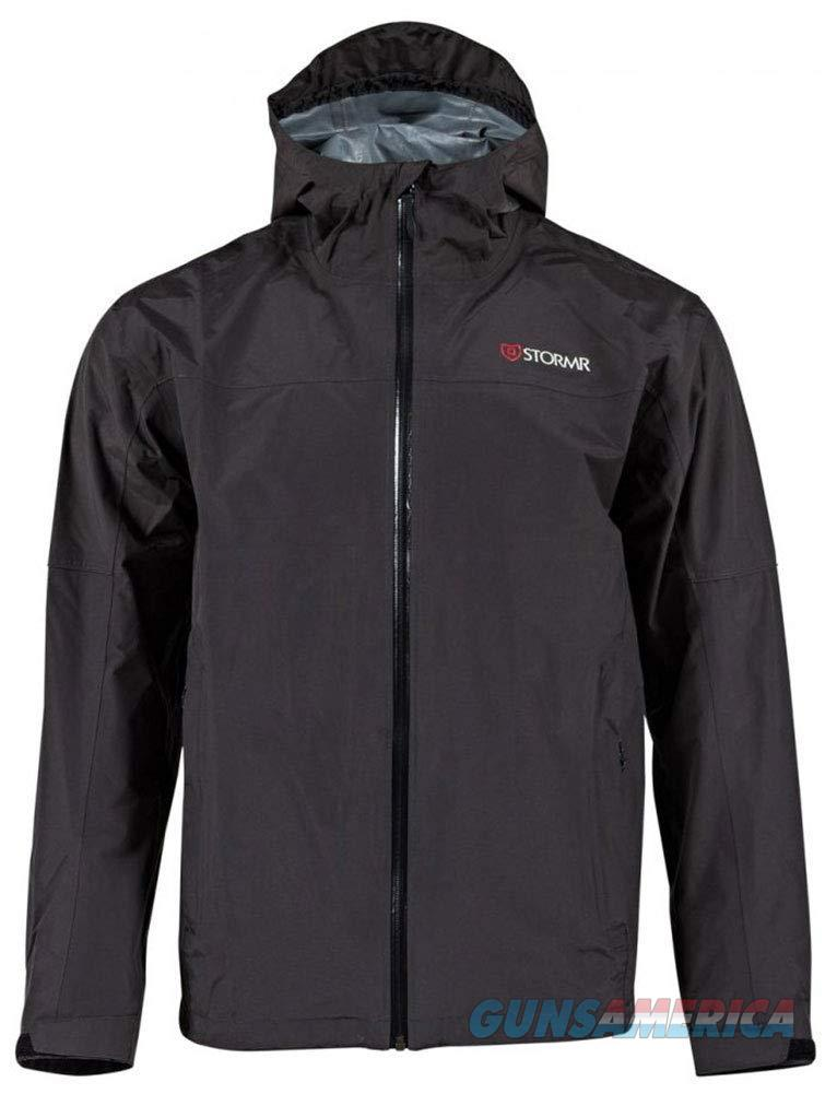 Stormr Nano All Weather Jacket Black LG NEW  Non-Guns > Hunting Clothing and Equipment > Clothing > Gloves