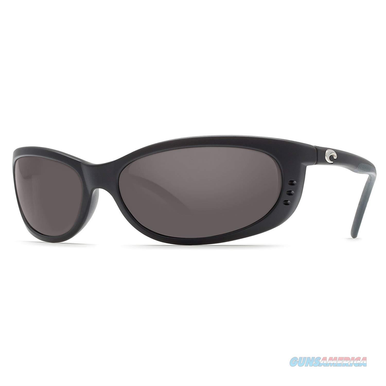 Costa Del Mar Fathom Sunglasses Black Gray 580P  Non-Guns > Miscellaneous