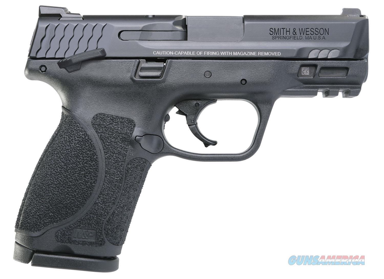 Smith & Wesson M&P9 2.0 Compact 9 MM 11694 NIB BLK  Guns > Pistols > Smith & Wesson Pistols - Autos > Polymer Frame