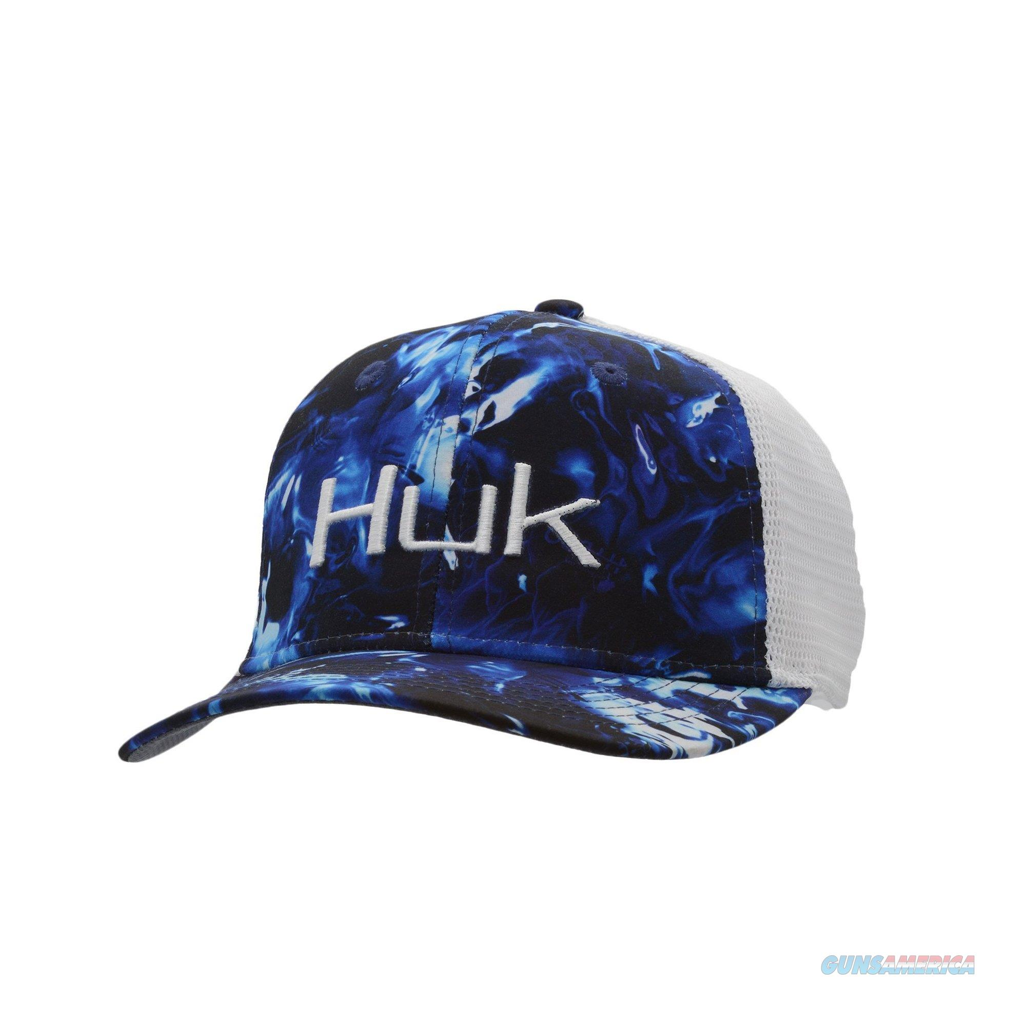 Huk Camo Trucker Hat Reflex  Non-Guns > Hunting Clothing and Equipment > Clothing > Shirts