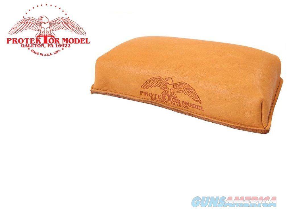 Protektor Model 16 Leather Brick Shooting Rest Bag  Non-Guns > Miscellaneous