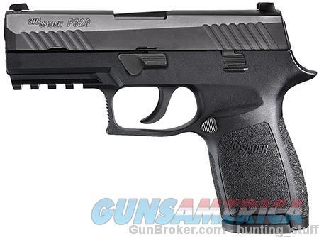 Sig Sauer P320 Compact 9mm NIB 320C-9-BSS 16 Rnd  Guns > Pistols > Sig - Sauer/Sigarms Pistols > P320