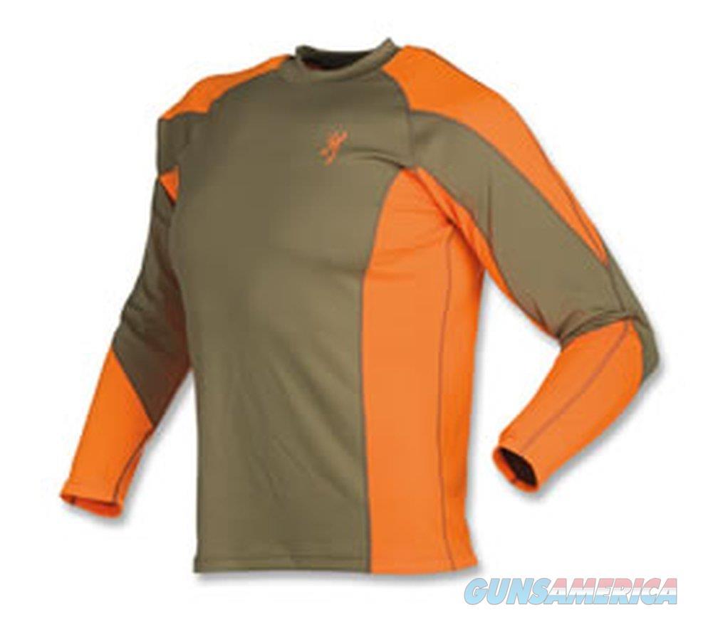 Browning NTS Upland LS Shirt XL Blaze  Non-Guns > Shotgun Sports > Vests/Jackets