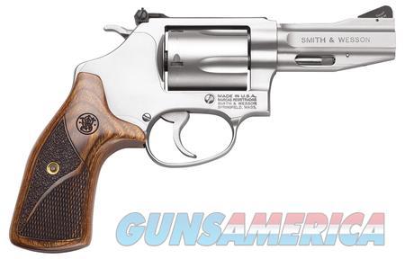 "Smith & Wesson 60 Pro Series 357 Mag 178013 NIB 3""  Guns > Pistols > Smith & Wesson Revolvers > Med. Frame ( K/L )"