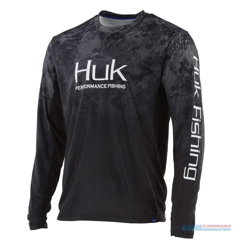 Huk Icon Long Sleeve Night Vision LG  Non-Guns > Hunting Clothing and Equipment > Clothing > Shirts