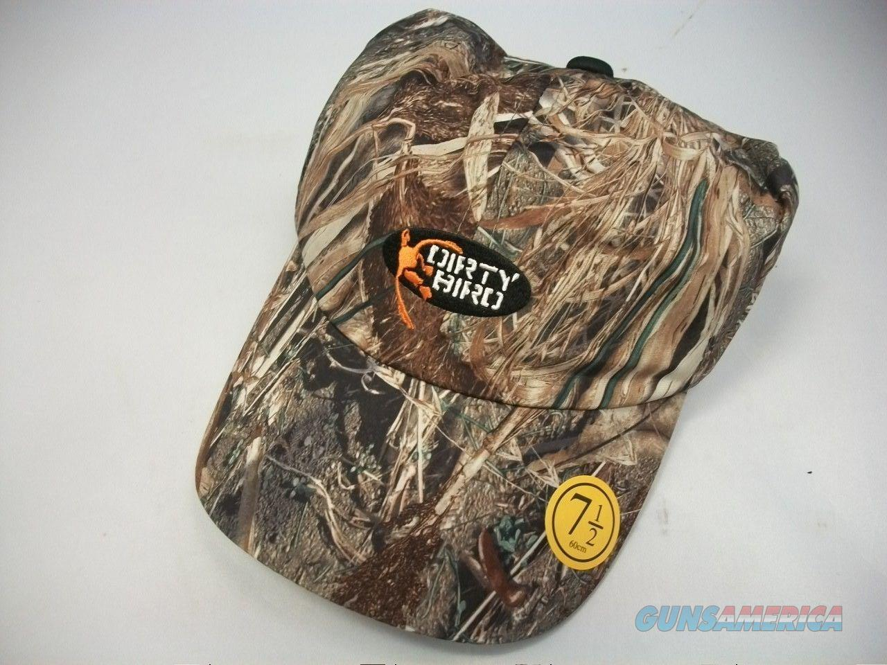 Browning Dirty Bird Duck Duck Blind Size 7.5 Hat  Non-Guns > Hunting Clothing and Equipment > Clothing > Hats