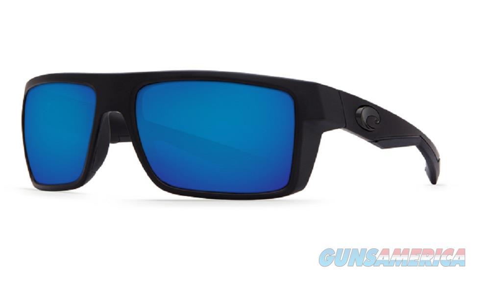 Costa Del Mar Motu Sunglasses Blackout Blue 580  Non-Guns > Miscellaneous