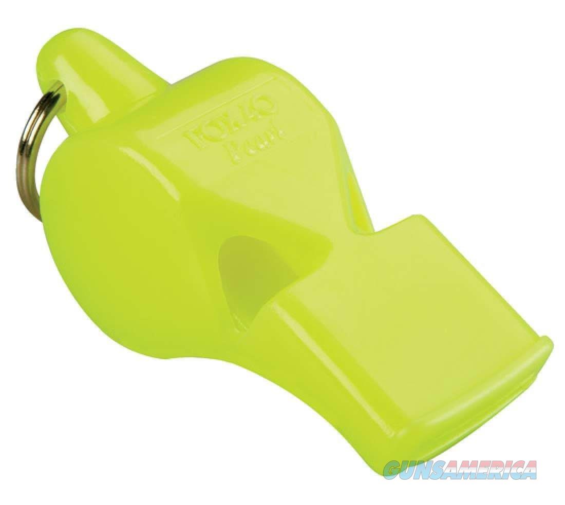 Fox 40 Pearl Pealess Safety Whistle, 90 dB, Yellow - 9702-1308  Non-Guns > Miscellaneous
