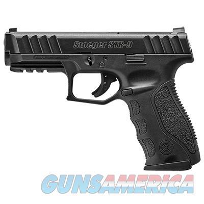 """Stoeger STR-9 NIB 9 MM 4.17"""" BBL NS 9MM 31722 BLK  Guns > Pistols > S Misc Pistols"""