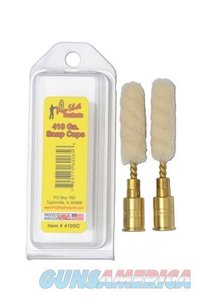 Pro-Shot 410 Snap Caps Wool Mop Pack Qty 2 410SCP  Non-Guns > Gunsmith Tools/Supplies