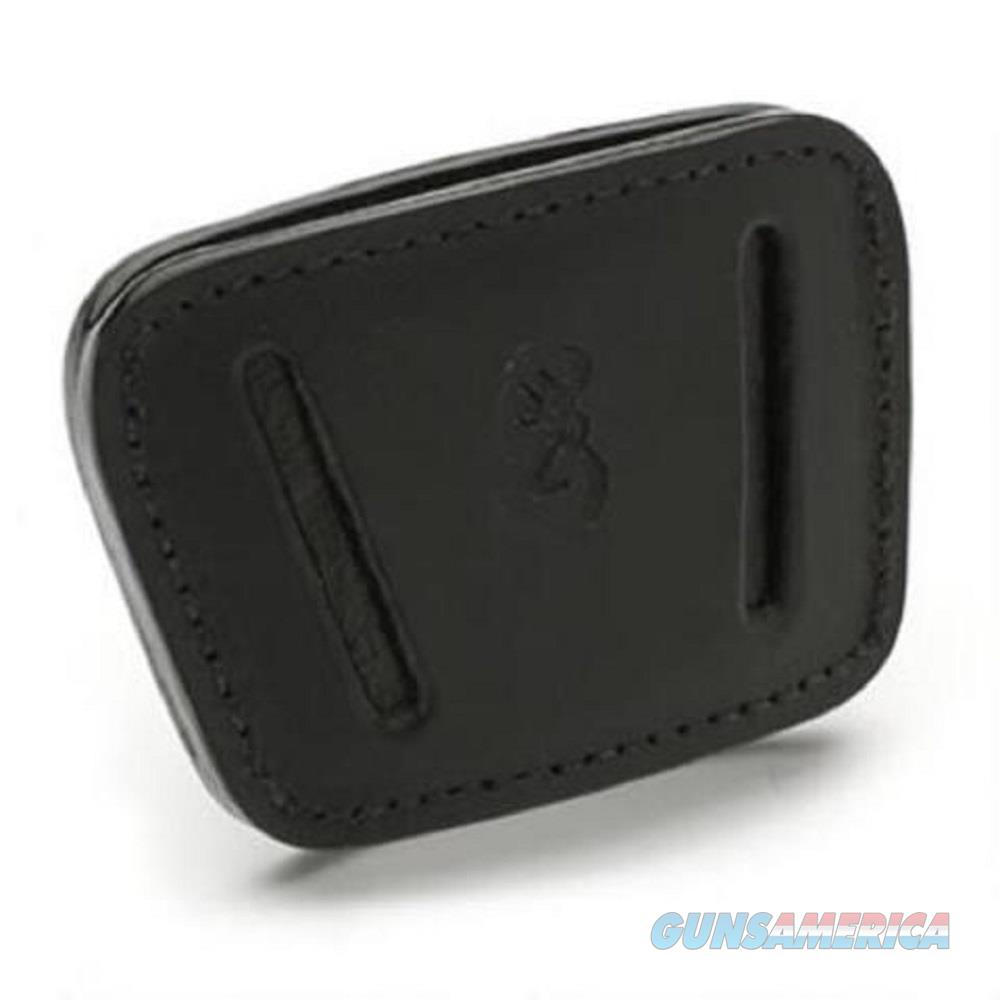 Browning 1911-22 Conceal and Carry Leather Holster, Black - 12903022  Non-Guns > Holsters and Gunleather > Concealed Carry
