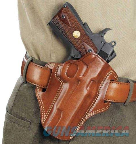 Galco Combat Master Holster LH Tan  Non-Guns > Holsters and Gunleather > Concealed Carry