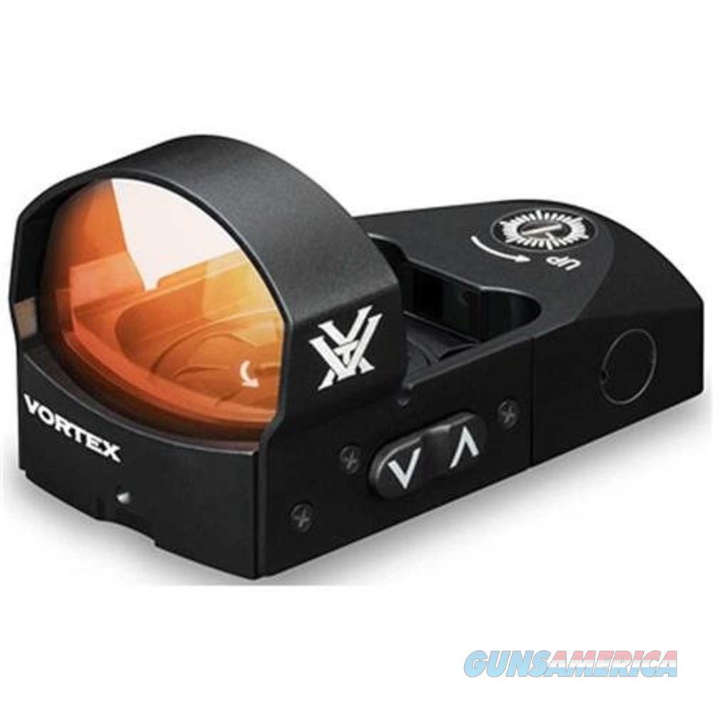 Vortex Venom Red Dot Scope 3 MOA Black with Hat  Non-Guns > Scopes/Mounts/Rings & Optics > Tactical Scopes > Red Dot
