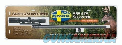 Mossberg 535 ATS Slugster Slug Barrel 12 Ga Scope  Non-Guns > Charity Raffles