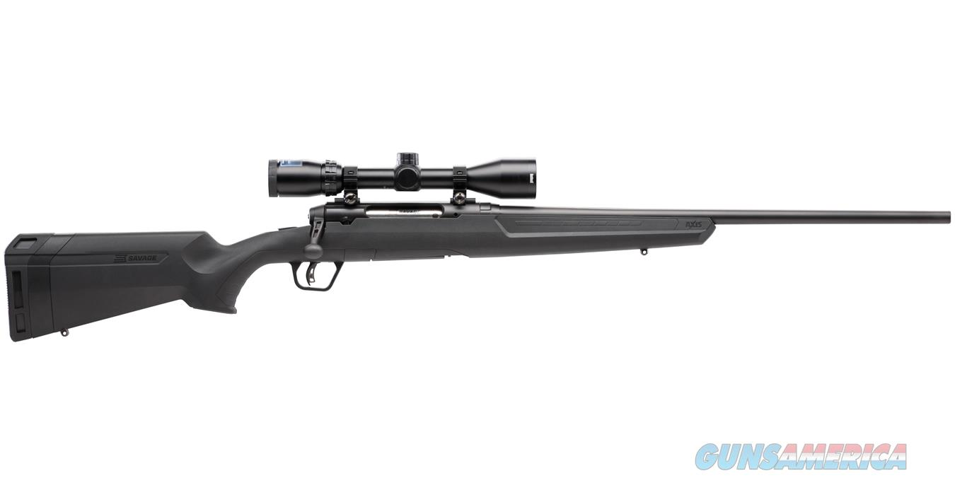 "Savage Axis II XP 6.5 Creedmoor 22"" BBL BLK 57093  Guns > Rifles > Savage Rifles > Axis"
