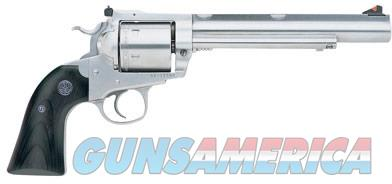 Ruger Super Blackhawk Bisley Hunter 44MAG 0862 NIB  Guns > Pistols > Ruger Single Action Revolvers > Blackhawk Type
