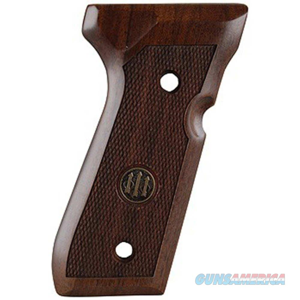 Beretta 92 96FS Checkered Wood Grips  Non-Guns > Gunstocks, Grips & Wood