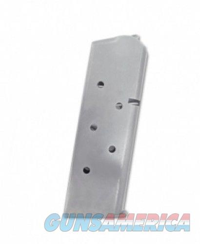 Factory Kimber 1911 .45 ACP Compact Grip 7 Round Magazine Stainless Steel  Non-Guns > Magazines & Clips > Pistol Magazines > 1911