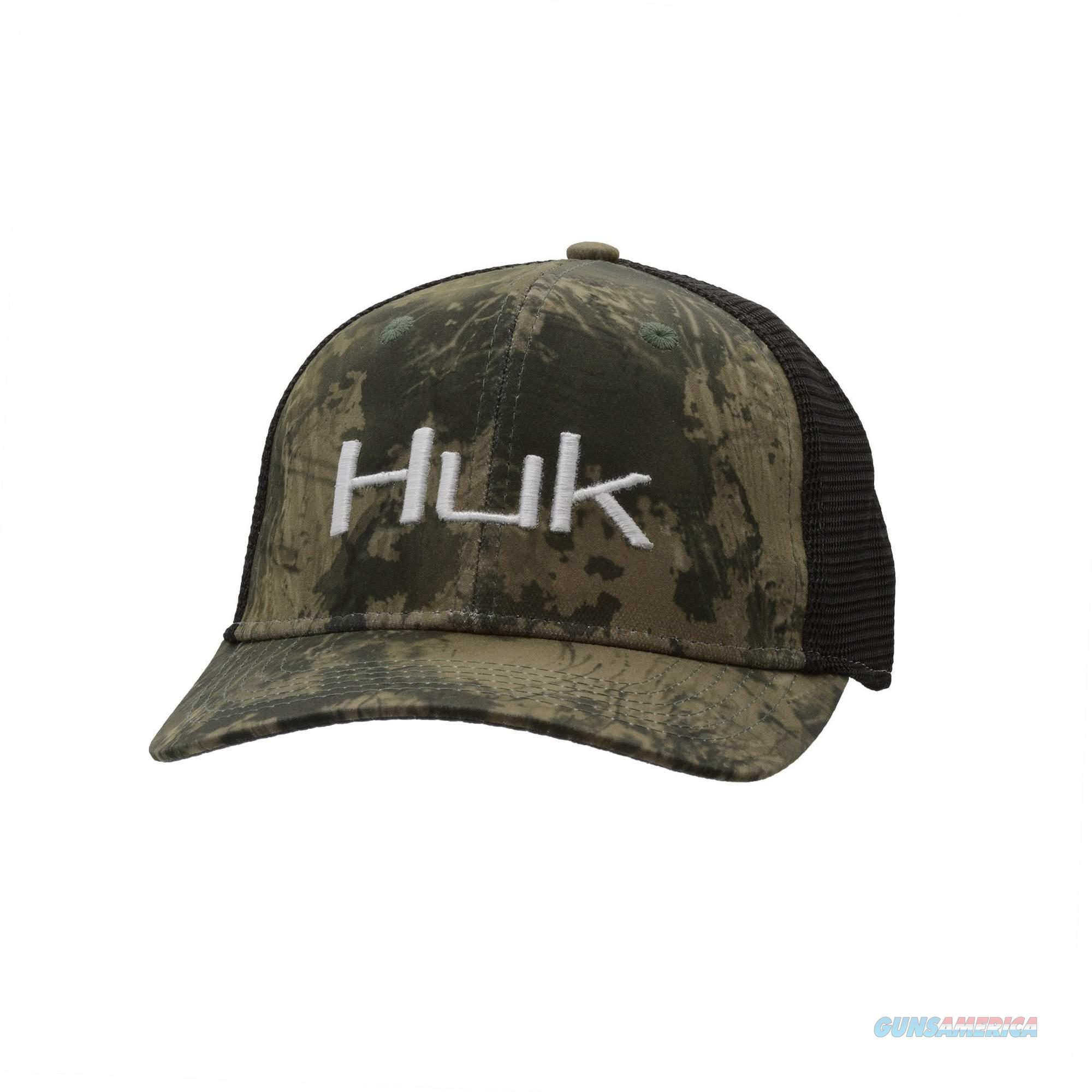 Huk Camo Trucker Hat Camo  Non-Guns > Hunting Clothing and Equipment > Clothing > Shirts