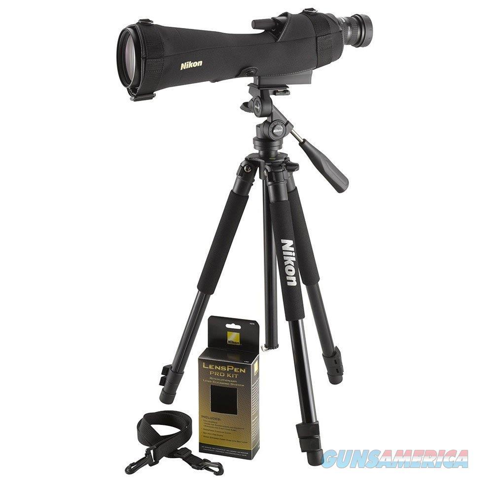 Nikon Prostaff 5 20-60x82 Field Scope Outfit NEW  Non-Guns > Scopes/Mounts/Rings & Optics > Non-Scope Optics > Binoculars