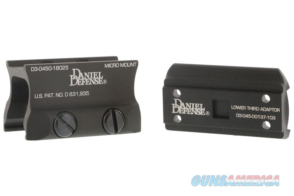Daniel Defense Aimpoint Micro Mount with Adapter  Non-Guns > Charity Raffles