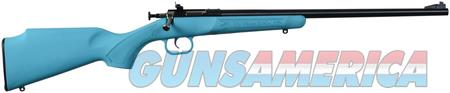 "Keystone Crickett 22 Lr KSA2302 NIB Blue 16.125""  Guns > Rifles > Crickett-Keystone Rifles"