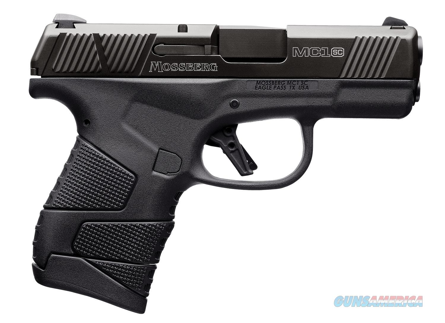 """Mossberg MC1 9 MM 89001 NIB 3.4"""" BBL 9MM Black  Non-Guns > Holsters and Gunleather > Concealed Carry"""