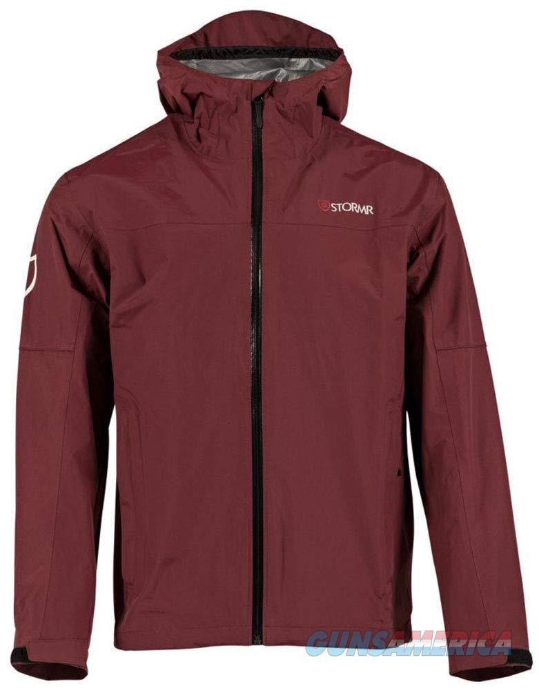 Stormr Nano All Weather Jacket Red Large NEW  Non-Guns > Hunting Clothing and Equipment > Clothing > Gloves
