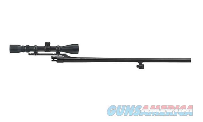 Mossberg 500 12 Ga Rifled Slug Deer Barrel & Scope  Non-Guns > Barrels
