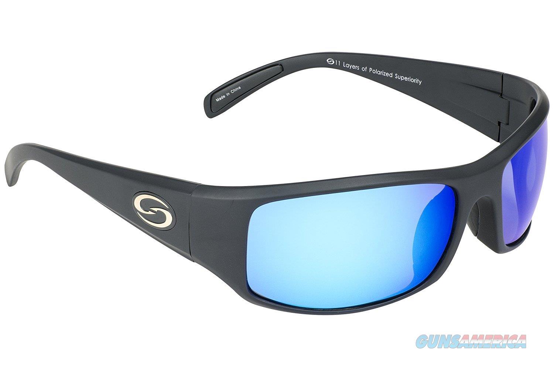 StrikeKing S11 Okeechobee Sunglasses BLK/Blue Lens  Non-Guns > Miscellaneous