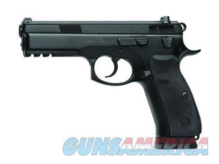"""CZ 75 SP-01 Tactical 18+1 NIB 9 MM  4.7"""" BBL 91153  Guns > Pistols > CZ Pistols"""