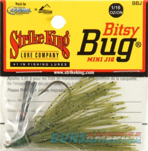 Strike King Bitsy Bug Mini Jig Watermelon  Non-Guns > Fishing/Spearfishing