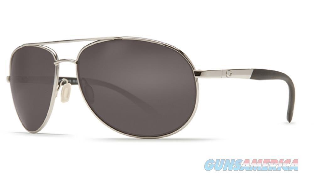 Costa Del Mar Wingman Sunglasses Gray 580 Glass  Non-Guns > Miscellaneous