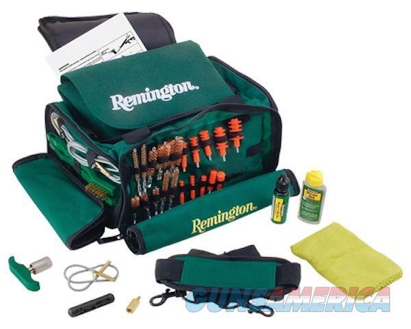 Remington 17096 Univ Gun Cleaning Range Bag Kit  Non-Guns > Miscellaneous