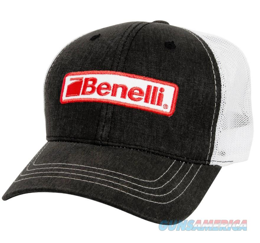 Benelli Logo Trucker Cap Hat  Non-Guns > Hunting Clothing and Equipment > Clothing > Hats