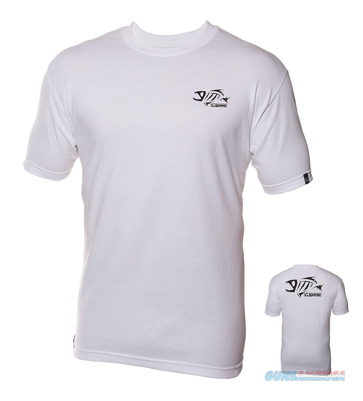 G Loomis Ricochet T Shirt White MD  Non-Guns > Paintball > Clothing