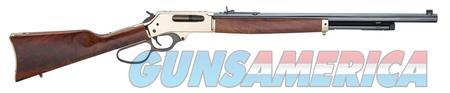 "Henry 45-70 Govt Brass H010B 22"" Barrel NIB Walnut  Guns > Rifles > Henry Rifles - Replica"