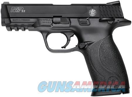 "Smith & Wesson M&P22 NIB 22 LR 222000s 22LR 4"" BBL  Guns > Pistols > Smith & Wesson Pistols - Autos > Polymer Frame"