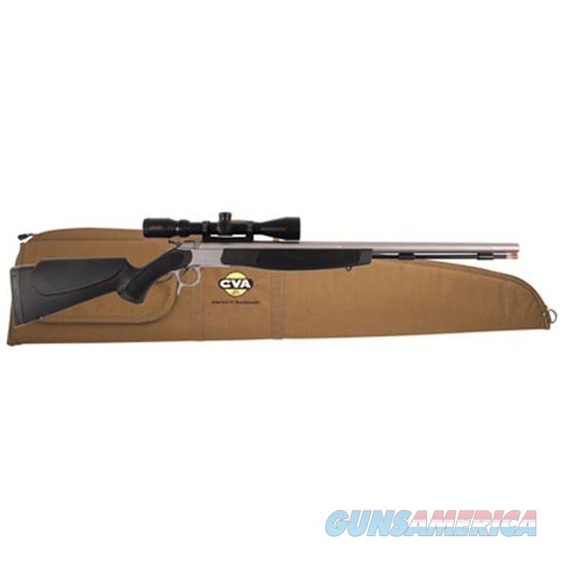 "CVA Optima V2 PR2020SSC ML 50 Cal 26"" BBL NIB BLK  Guns > Rifles > Connecticut  Valley Arms (CVA) Rifles > Modern Muzzleloaders"