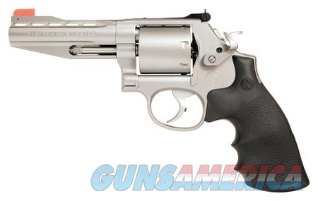 "Smith & Wesson 686 PC 357 Mag 4"" BBL 11759 NIB SS  Guns > Pistols > Smith & Wesson Revolvers > Performance Center"