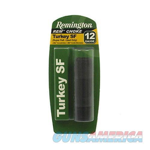 Remington 12 Ga Remchoke Super Full Turkey Choke  Non-Guns > Shotgun Sports > Chokes