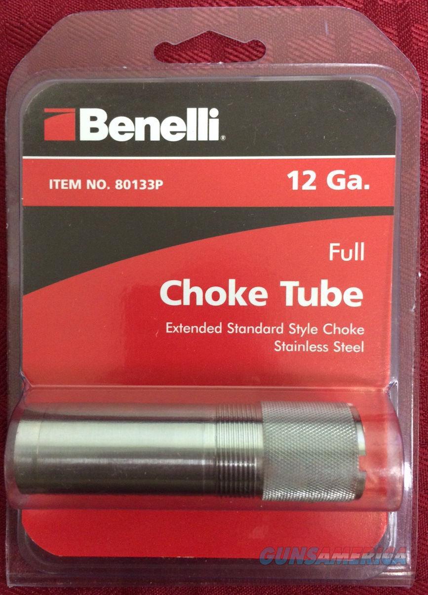 Benelli 12 Ga Full Ext Standard Style Choke Tube  Non-Guns > Shotgun Sports > Chokes