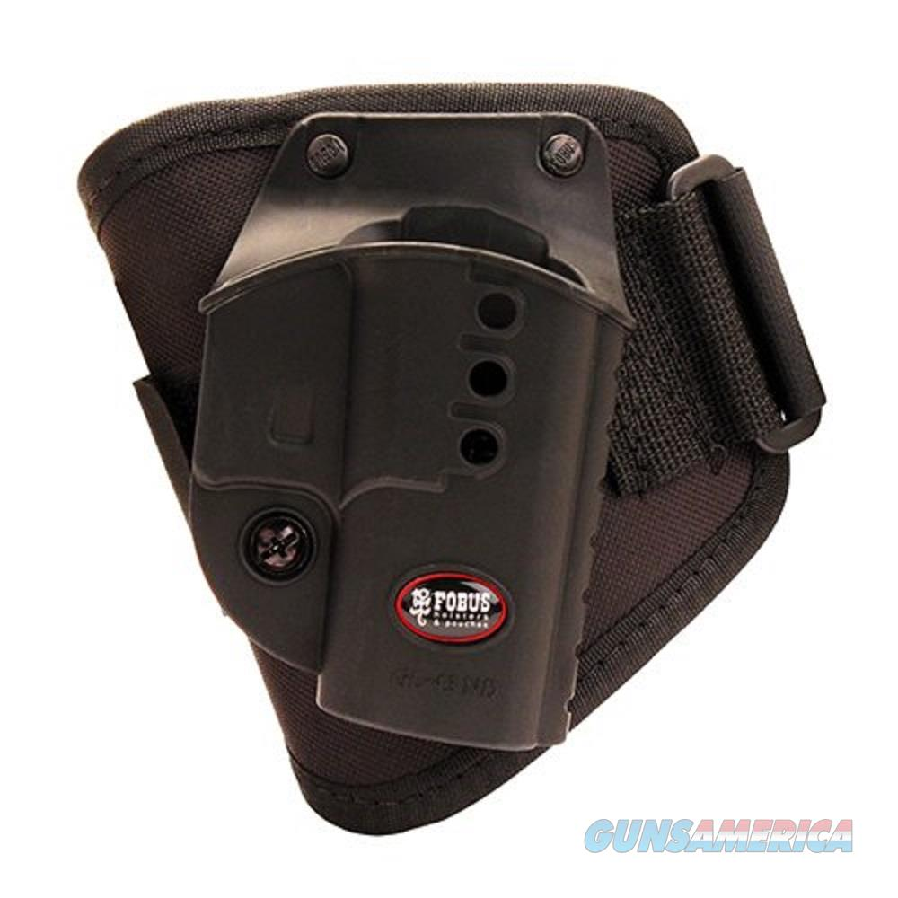 Fobus Right Hand Ankle Holster Glock 43 GL43NDA  Non-Guns > Holsters and Gunleather > Concealed Carry