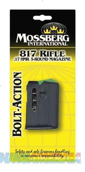 Mossberg 817 .17 HMR Caliber 5 Round Magazine  Non-Guns > Magazines & Clips > Rifle Magazines > Other