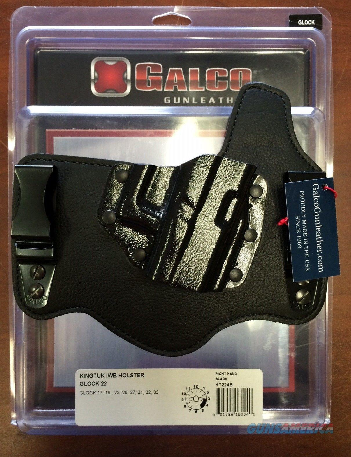 Galco KingTuk Inside the Waistband Glock Holster  Non-Guns > Holsters and Gunleather > Concealed Carry