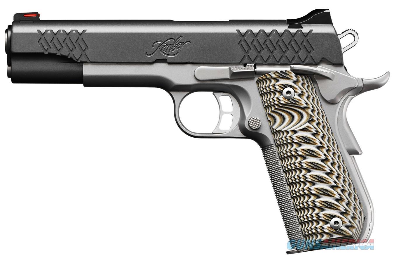 "Kimber Aegis Elite Custom 9 MM 3000350 NIB 5"" BBL  Guns > Pistols > Kimber of America Pistols > 1911"