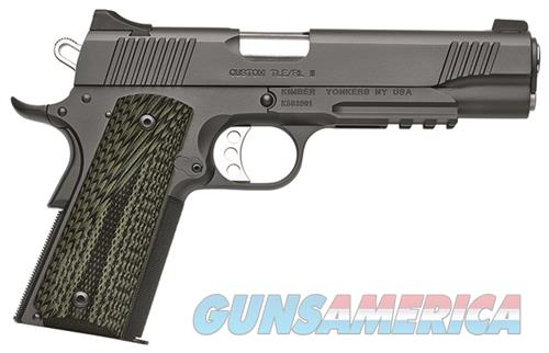 "Kimber Custom TLE II RL 1911 NIB 10 MM 3200338 5""  Guns > Pistols > Kimber of America Pistols > 1911"