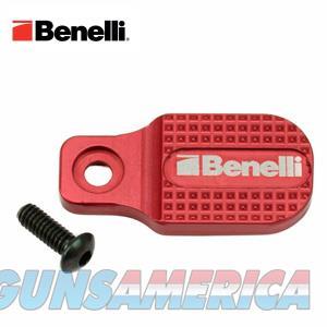 Benelli Super Sport Extended Bolt Release Red NEW  Non-Guns > Gun Parts > Misc > Shotguns